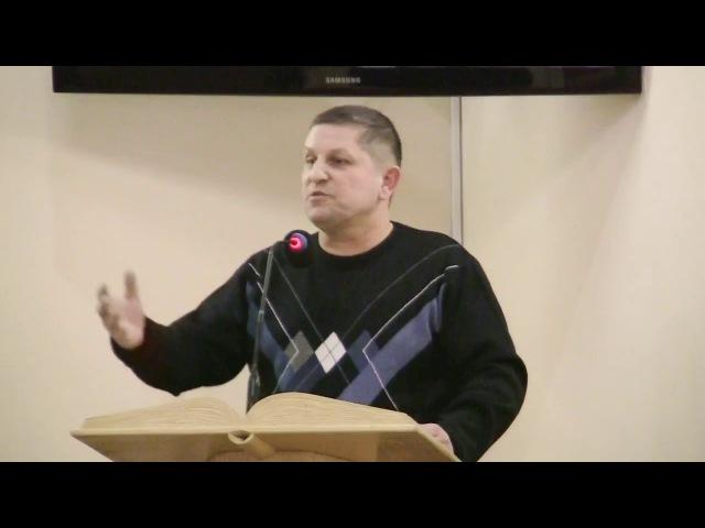 Яцына О.И.(п. Товарково) - проповедь: