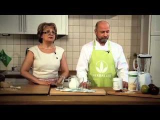 Рецепт коктейля Овсяно-Яблочное начало дня