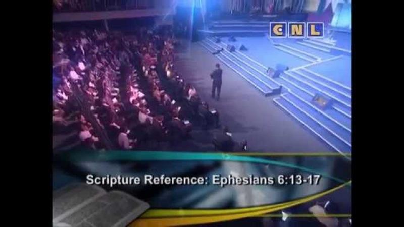 Пастор Крис - Учение из библейского семинара