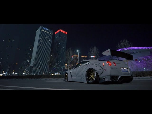 Nissan GT-R R35 REBORN Factory To Widebody Beast ft. ARMYTRIX Exhaust, Liberty Walk, Rotiform