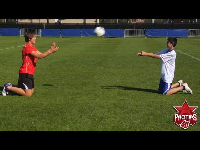 Soccer tips: How to properly head the ball with Abby Wambach