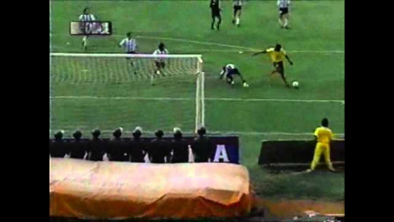 Colombia 2-1 Argentina | Grupo A | Fecha 3 | Eliminatorias Francia 1998