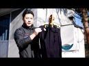Хакама. Стирка. How to wash your hakama quickly and safely
