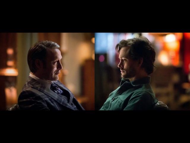 ГАННИБАЛ / Hannibal (2013) ПСИХОЛОГИЧЕСКИЙ РАЗБОР сериала, смысл