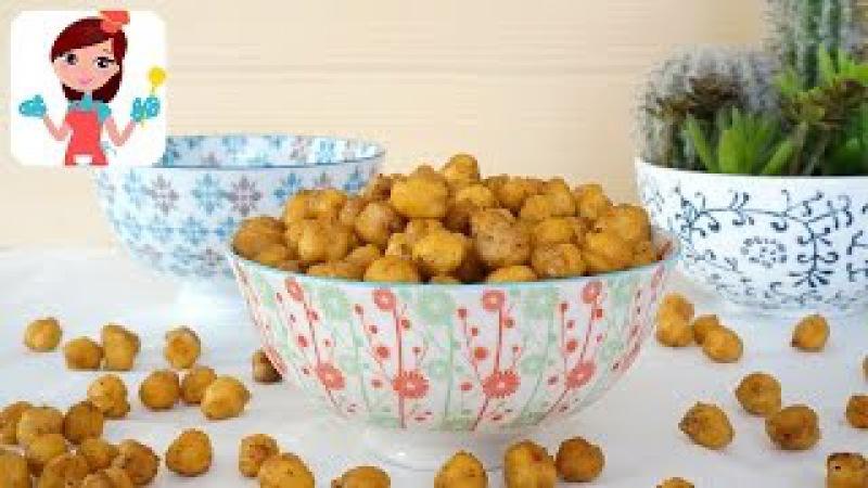 Atıştırmalık Baharatlı Nohut Tarifi Kevserin Mutfağı Yemek Tarifleri