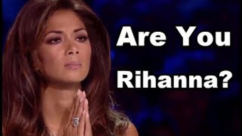 RIHHANA VOICE, RIHANNA X FACTOR, RIHANNA GOT TALENT | 8 BEST RIHANNA'S COVERS - MID BLOWING