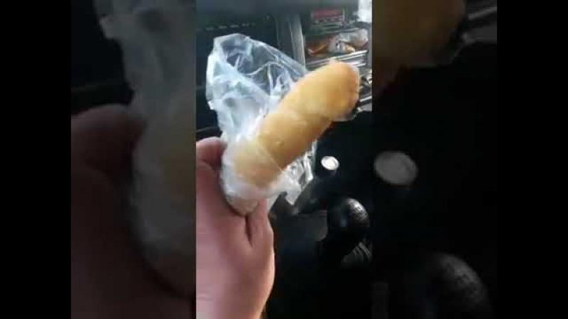 Хуёвая сосиска в тесте