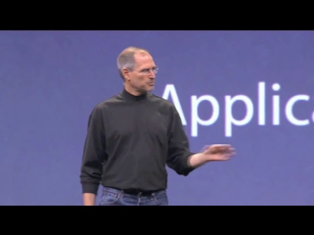 Стив Джобс: Презентация первого iPhone 2007г. » Freewka.com - Смотреть онлайн в хорощем качестве