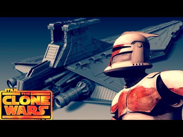 Star Wars The Clone Wars Tribute - My Demons
