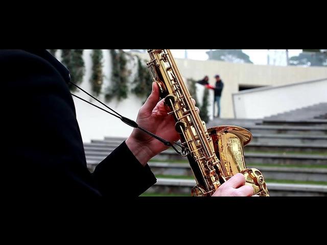 Our Love - Brian Culbertson ( sax cover Evgeniy Kachan)