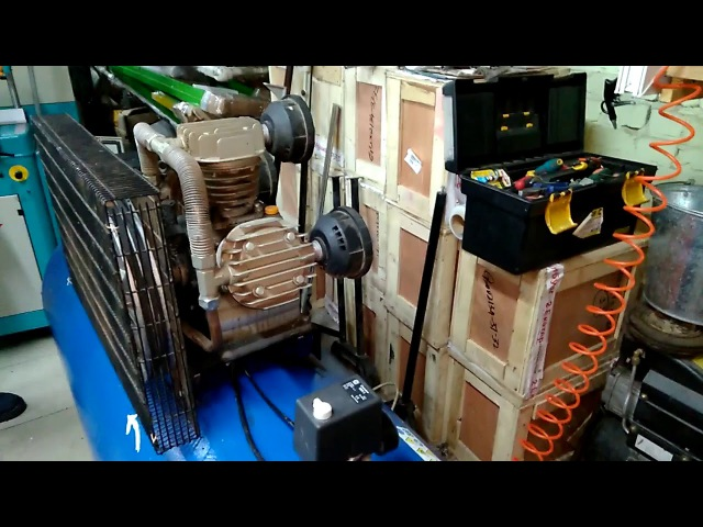 компрессор Ремеза СБ4 Ф 2013 г в 40 000 руб