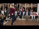Hip-Hop Beginners Dory vs Юджин Метр с кепкой dance battle
