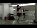Shimmy step Gragual turn Walking ATS® video vocabulary