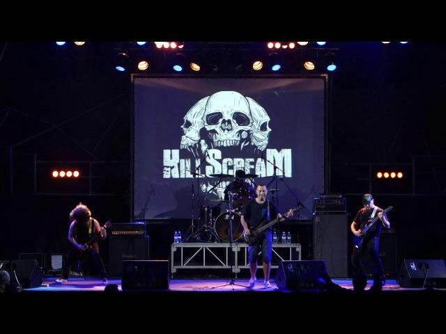 KillScream - Self Resistance (Live at