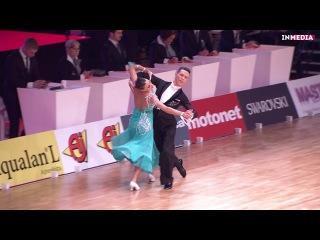 Dumitru Doga - Sarah Ertmer | R3 Viennese Waltz | Finnish Open 2018