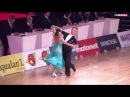 Dumitru Doga Sarah Ertmer R3 Viennese Waltz Finnish Open 2018