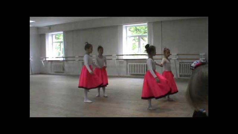 Историко-бытовой танец. Контрданс
