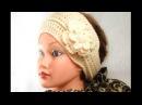DIY Crochet Headband, Tutorial, DIY Crochet Headband