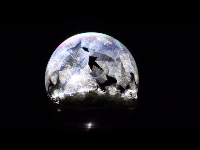 Frostige Seifenblasen - Frozen Bubbles - Hohe AchtEifel - 4kUHD
