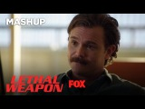 Cahill &amp Riggs It's Complicated Season 2 LETHAL WEAPON