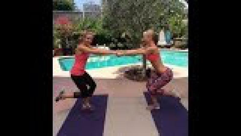 The Bodyweight Workout   Zuzka Light Lorna Jane Clarkson   Episode 1