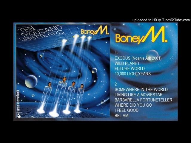 Boney M. 10,000 Lightyears (Expanded Album, Vol. 1) [1984]