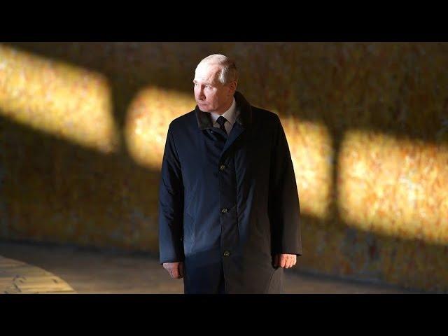 Путин о подвиге Сталинграда