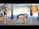 GLORY Champ Tiffany Van Soest's Warm Up Routine