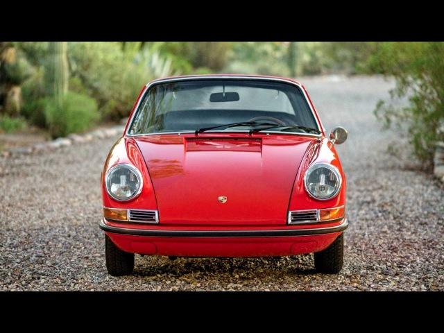 Porsche 911 S 2 0 Targa 901 '07 1966–68