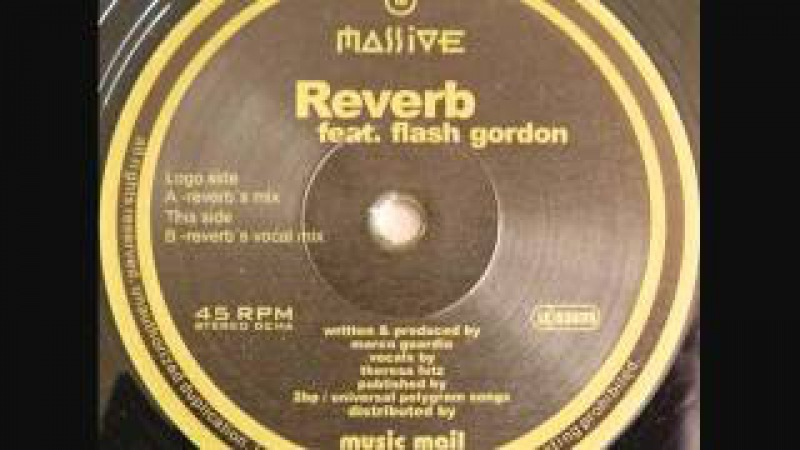 Reverb feat Flash Gordon - Providence (Reverb's Vocal Mix)