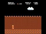 Super Mario Bros: Jumping Over Flag Glitch