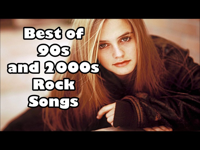 Best of 90s and 2000s Rock Songs | Greatest Rock Hits Of The 90s and 2000s | Part 1