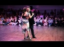 Tango: Virginia Gomez (Los Totis) y M. Chicho Frúmboli, 30/4/2017, Brussels TF, Mixed couples 3/5