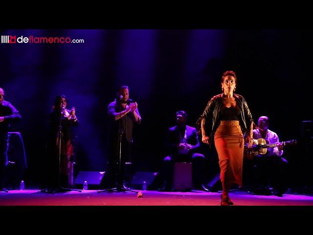 Maria Juncal en Flamenco Joven