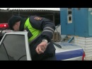 Ростов-на-Дону ДПС приехали устранять нарушения и сами нарушили