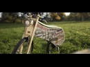 Big Buddy Bike уникальный деревянный электровелосипед