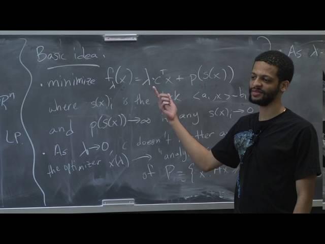 Advanced Algorithms (COMPSCI 224), Lecture 17