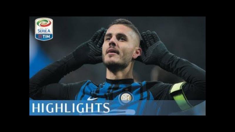 Inter - Atalanta 2 - 0 - Highlights - Giornata 13 - Serie A TIM 2017/18