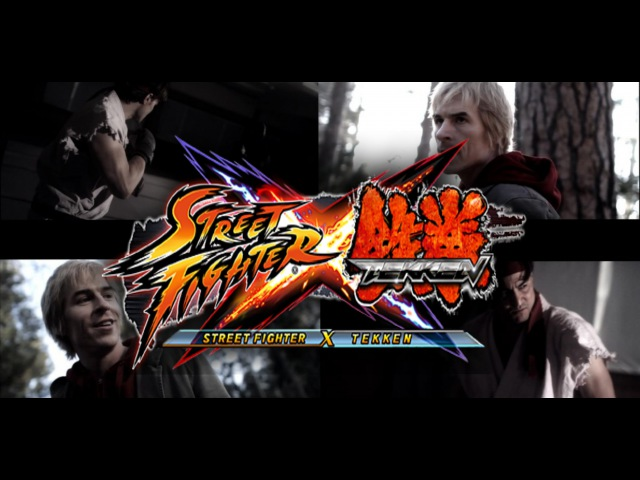 Street Fighter x Tekken- The Devil Within - Short Film (RUS)