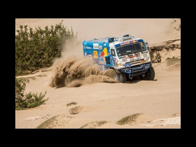 Победители «Дакара-2018» машина – живое существо