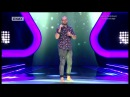 The Voice of Greece 4 - Blind Audition - MHN THS TO PEIS - Fotis Sianidis
