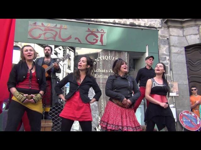 La Compagnie Jolie Môme - Lhymne des femmes