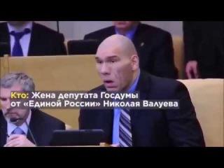 Недвижимость российских депутатов и чиновников за границей