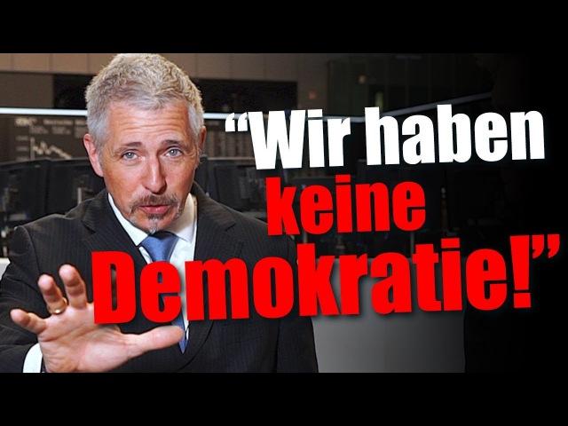 Dirk Müller: So werden wir von den Eliten geplündert – exklusives Interview Mission Money