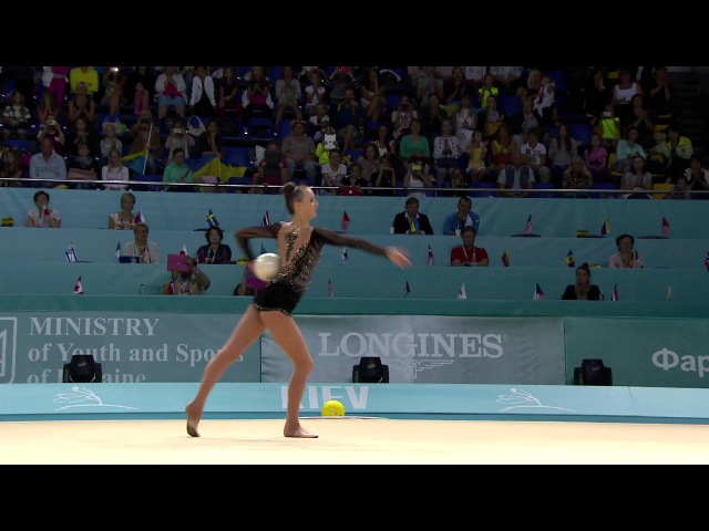 Anna Rizatdinova Ball WC Kiev 2013