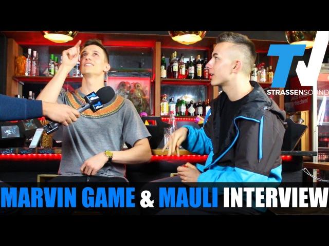 MAULI MARVIN GAME Interview: EWIG Tour, RAF Camora, Fler Trap, Cro, Beef, Sido, Ali As, Money Boy