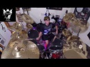 Alex Shumaker 11 year old drummer Rocket Queen Guns n Roses