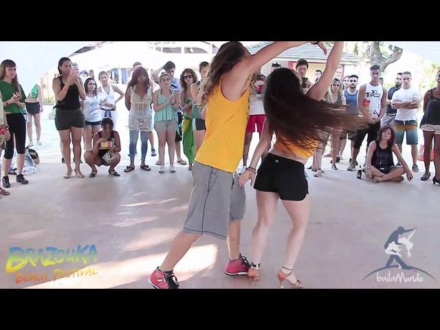 Baila Mundo - Ry'El (Henri) e Jessica Lamdon (Brazouka Beach Festival)