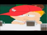 KENNY UNHOODED SCENESKENNY FACE South Park