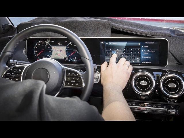 NEW Mercedes Benz Next-Gen Cockpit MBUX (TOUCHSCREEN) HELLO MERCEDES!